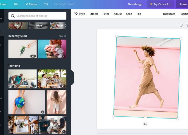 Template Instagram Story Canva
